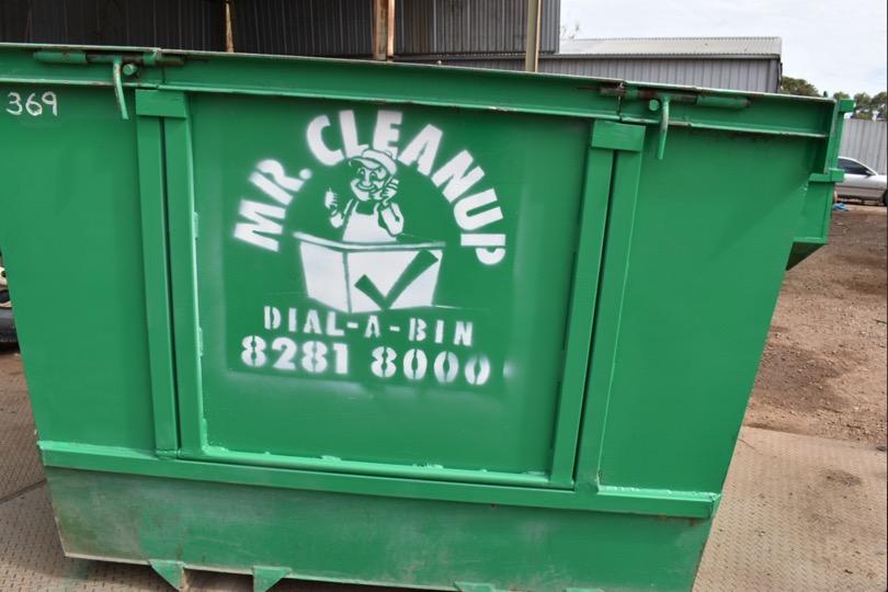 Cheap Mini Skip Bin Hire Adelaide Mr Cleanup