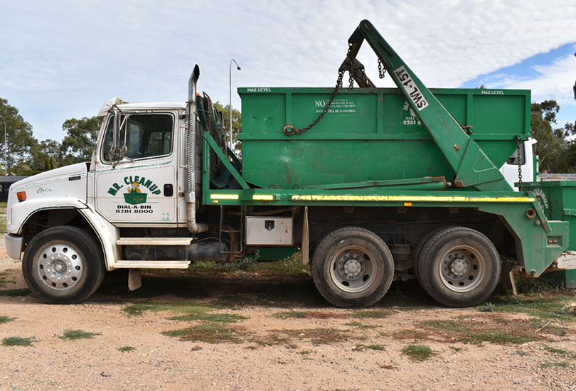 Skip Bin Hire Adelaide Mr Cleanup