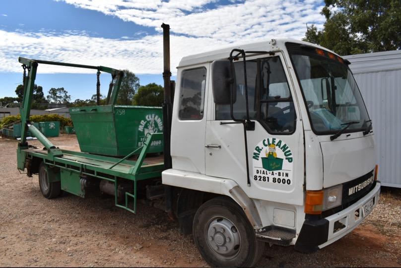 Skip Bins Adelaide Mr Cleanup