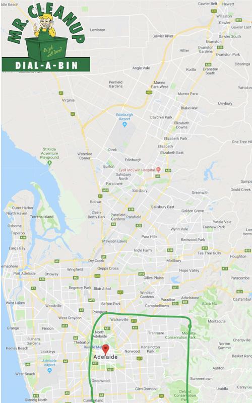 Skip Bins Eastern Suburbs of Adelaide