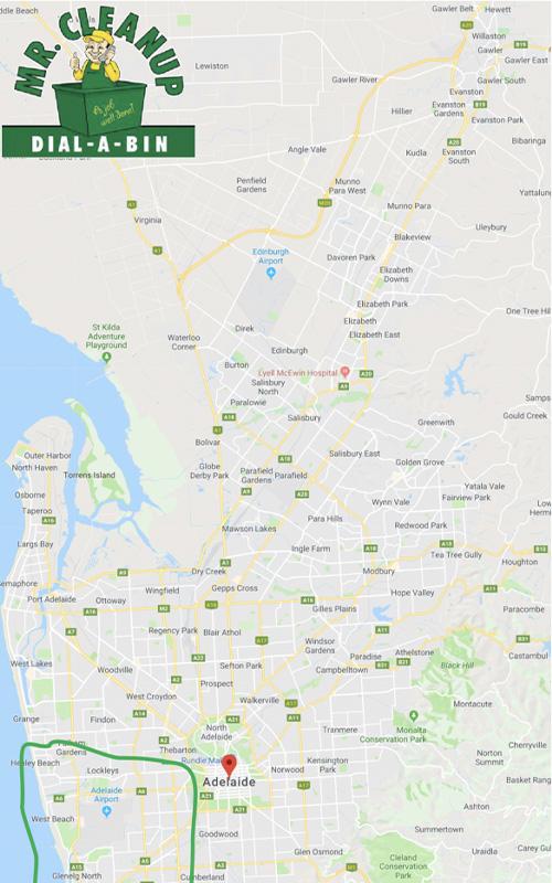 Skip Bins Southern Suburbs of Adelaide